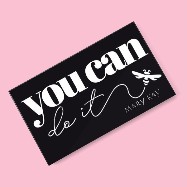 You Can Do It! Decal