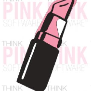 Lipstick Car Decal