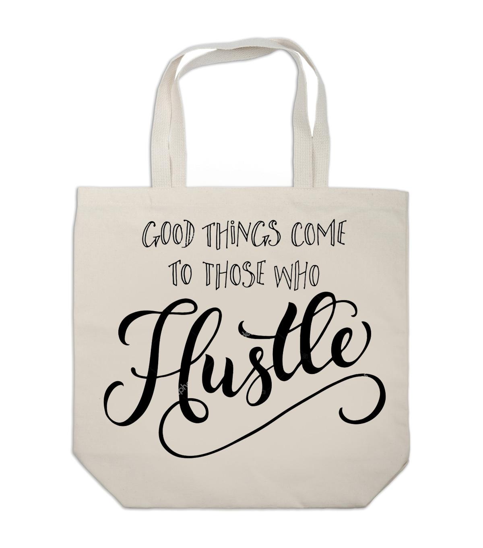 HustleToteBag