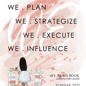 Leah Lauchlan's Brain Book 2021