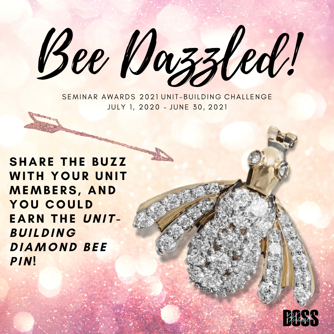 Bee Dazzled