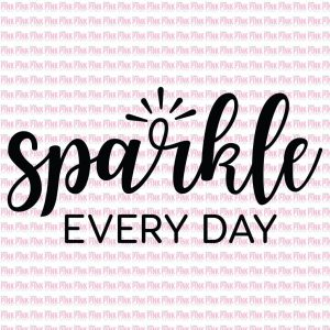 Sparkle Everyday Decal (Pro Palette)