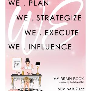 Leah Lauchlan's Brain Book 2022